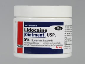 Image result for novocaine ointment