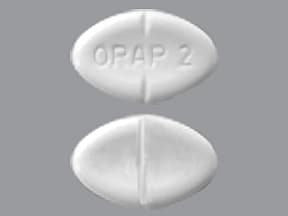 Orap 2 mg tablet