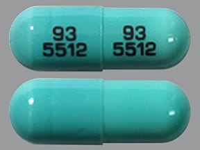 carbamazepine ER 100 mg capsule,extended release mphase12hr