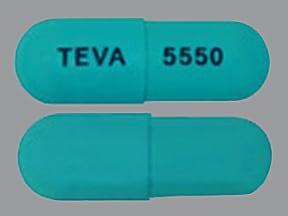 dexmethylphenidate ER 5 mg capsule,extended release biphasic50-50