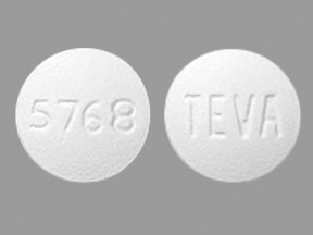 olanzapine 5 mg tablet