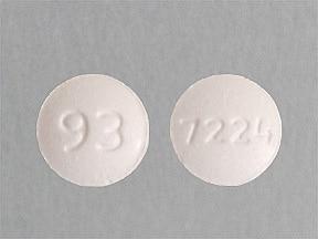 fosinopril 40 mg tablet