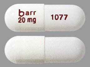 temozolomide 20 mg capsule