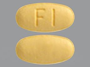 Tricor 48 mg tablet