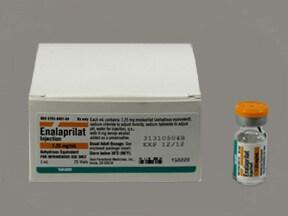 enalaprilat 1.25 mg/mL intravenous solution