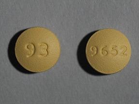 prochlorperazine maleate 10 mg tablet