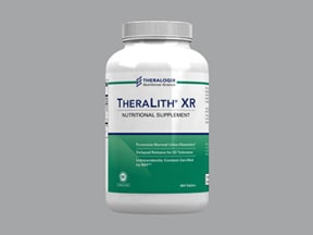 Theralith XR 3.75 mg-45 mg-45 mg-49.5 mg tablet,extended release