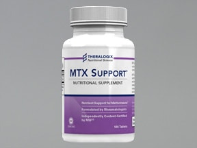 MTX Support 0.5 mg-1 mg tablet