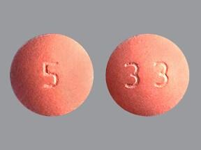 felodipine ER 5 mg tablet,extended release 24 hr