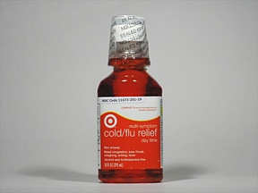 Cold-Flu Relief 5 mg-10 mg-325 mg/15 mL oral liquid
