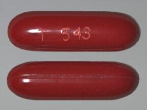 Taron-Prex Prenatal-DHA 30 mg iron-1.2 mg-55 mg-265mg capsule