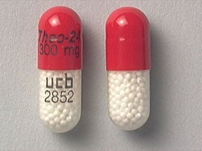 Theo-24 300 mg capsule,extended release