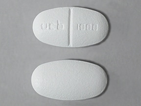 Keppra 1,000 mg tablet