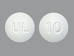 bisoprolol fumarate 10 mg tablet
