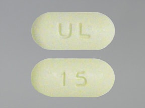 meloxicam 15 mg tablet