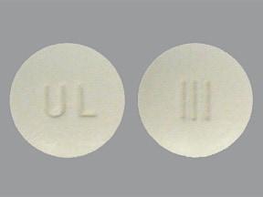 bisoprolol 10 mg-hydrochlorothiazide 6.25 mg tablet