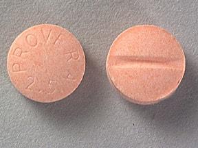 Provera 2.5 mg tablet
