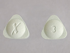 Xanax XR 3 mg tablet,extended release