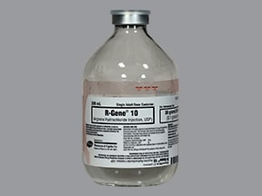 R-Gene 10 10 % intravenous solution