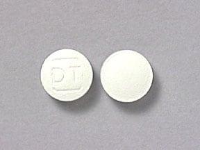 Detrol 2 mg tablet
