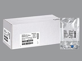 Zyvox 600 mg/300 mL intravenous solution
