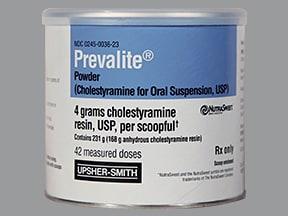 Prevalite 4 gram oral powder