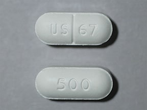 Niacor 500 mg tablet