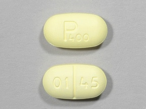 Pacerone 400 mg tablet