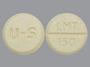 lamotrigine 150 mg tablet