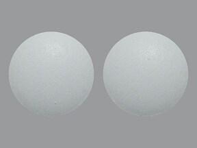 Lactobacillus acidophilus 1 mg (100 million cell) tablet