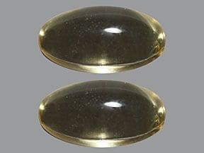 cholecalciferol (vitamin D3) 5,000 unit capsule