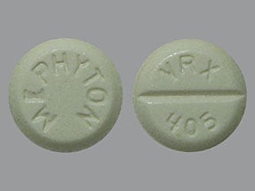 Mephyton 5 mg tablet