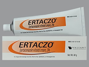 Ertaczo 2 % topical cream
