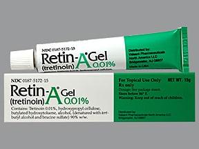 Retin-A 0.01 % topical gel