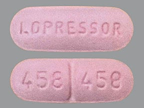 Lopressor 50 mg tablet