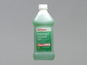 isopropyl alcohol 70 % solution