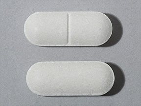 ascorbic acid (vitamin C) 1,000 mg tablet