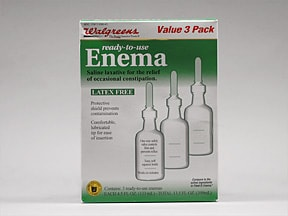Enema 19 gram-7 gram/118 mL