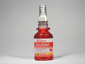 Ora Relief 1.4 % mucosal spray