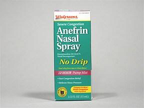 Anefrin 0.05 % nasal spray
