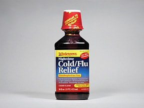Cold-Flu Relief 12.5 mg-30 mg-1,000 mg/30 mL oral liquid