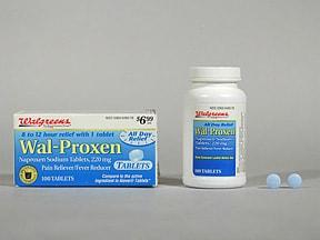 Wal-Proxen 220 mg tablet