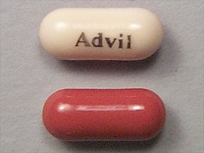 Advil 200 mg tablet