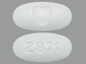 Avapro 75 mg tablet