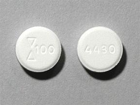 misoprostol 100 mcg tablet
