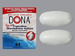 Dona 750 mg tablet