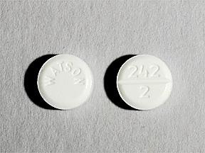 lorazepam 2 mg tablet