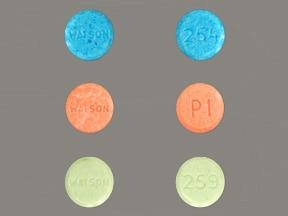 Tri-Norinyl (28) 0.5 mg/1 mg/0.5 mg-35 mcg tablet