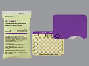 Amethyst 90 mcg-20 mcg tablet