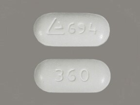 Matzim LA 360 mg tablet,extended release